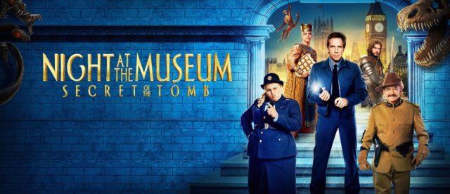 Notte al museo - Il segreto del faraone