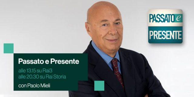 Passato e Presente, con Paolo Mieli