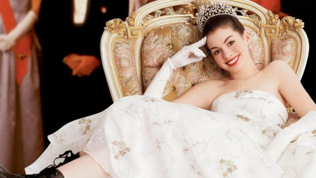 Pretty Princess, film con Anne Hathaway
