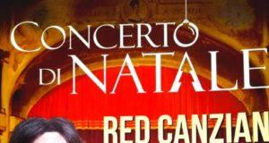 Red Canzian per il grande concerto di Natale di Venezia