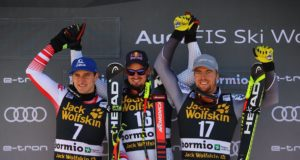 SuperG di Bormio 2018, vince Paris