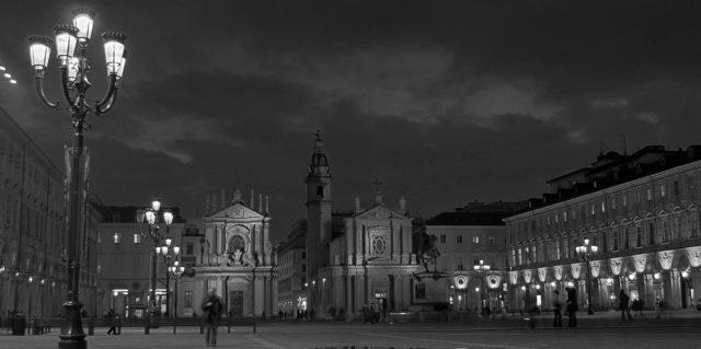 Torino, piazza San Carlo