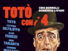 Totò con i quattro, di Ciro Borrelli e Domenico Livigni