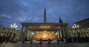 Vaticano, foto Vatican Media