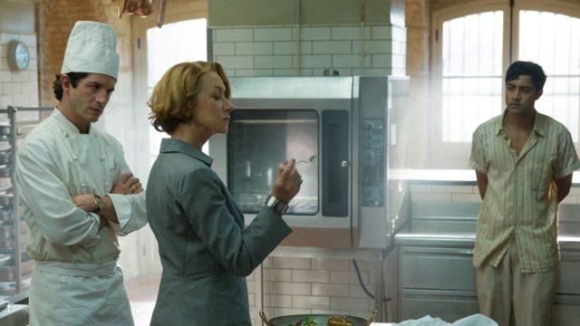 AMORE, CUCINA E CURRY con Helen Mirren
