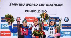 Biathlon sprint femminile di Ruhpolding, Lisa Vittozzi è seconda
