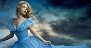 Cenerentola, Lily James