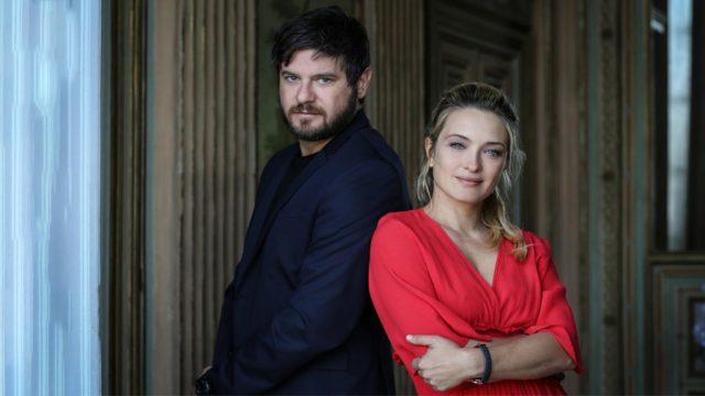 Edoardo Pesce e Carolina Crescentini nel film NON HO NIENTE DA PERDERE