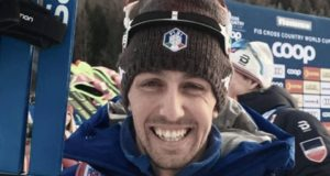 Francesco De Fabiani secondo nella mass start di Val di Fiemme