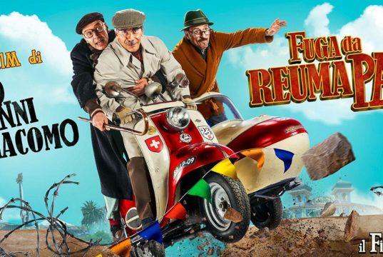 Fuga da Reuma Park, film di Aldo,GiovannieGiacomo