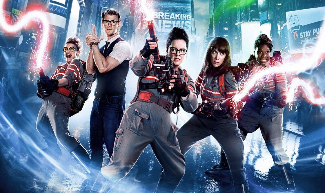 Ghostbusters, 2016
