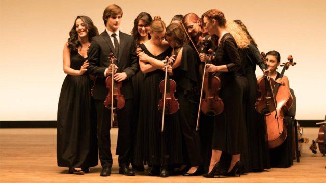 La Compagnia del Cigno, il primo concerto