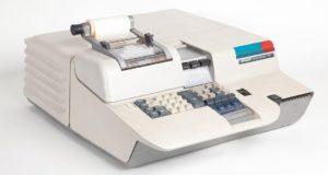 Olivetti Programma 101, primo computer da scrivania del mondo