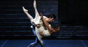 Romeo e Giulietta, con Roberto Bolle e Misty Copeland