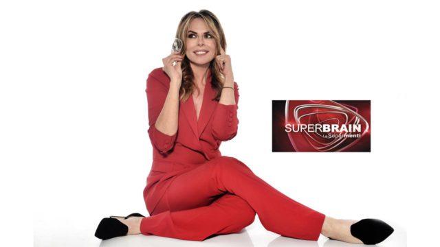 SUPERBRAIN, Paola Perego
