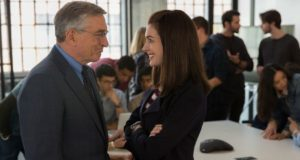 Stasera in tv - Lo stagista inaspettato con Robert De Niro e Anne Hathaway