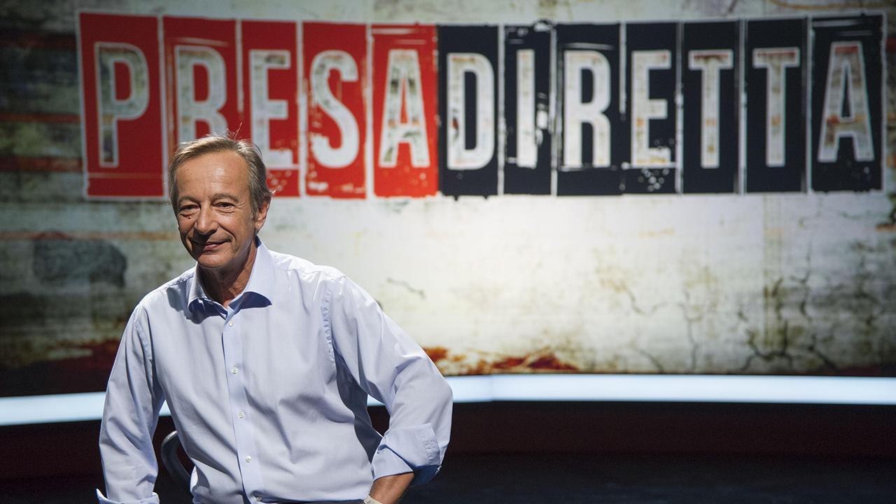 Stasera in tv PresaDiretta con Riccardo Iacona