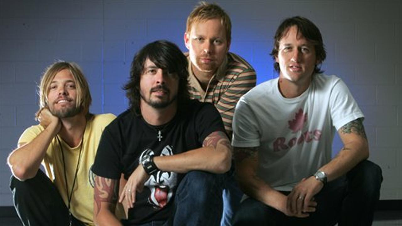 Stasera in tv i Foo Fighters