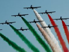 Italia, frecce tricolori