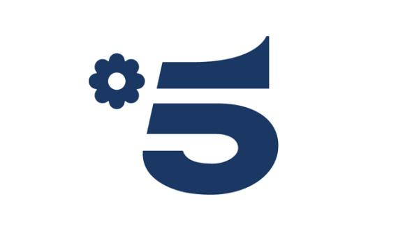 nuovo logo ufficiale Canale 5