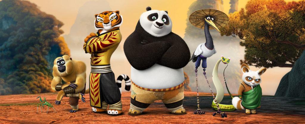 Stasera in tv Kung Fu Panda 3