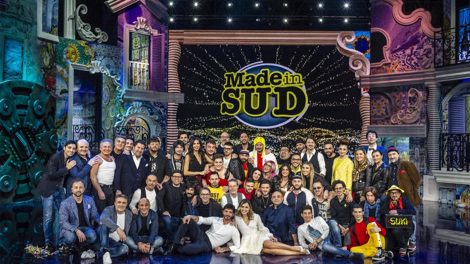Stasera in tv Made in Sud