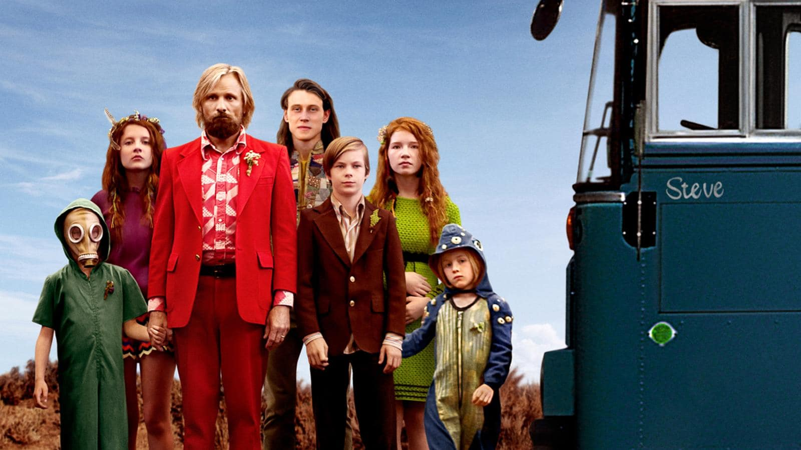 Stasera in tv il film Captain Fantastic