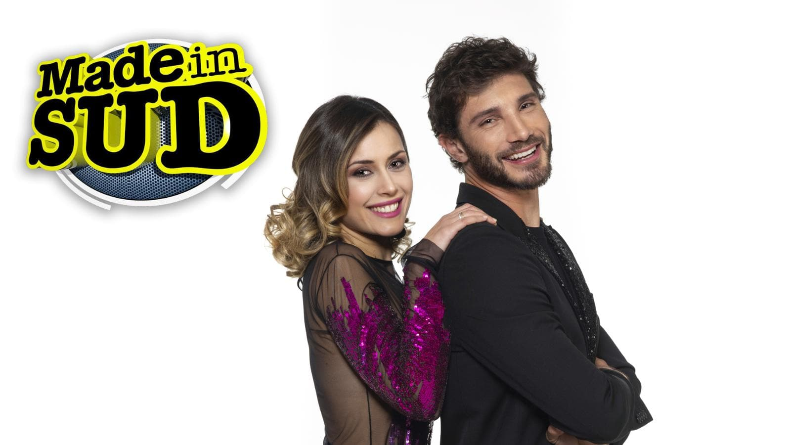 Stasera in tv Made in Sud con Fatima Trotta e Stefano De Martino