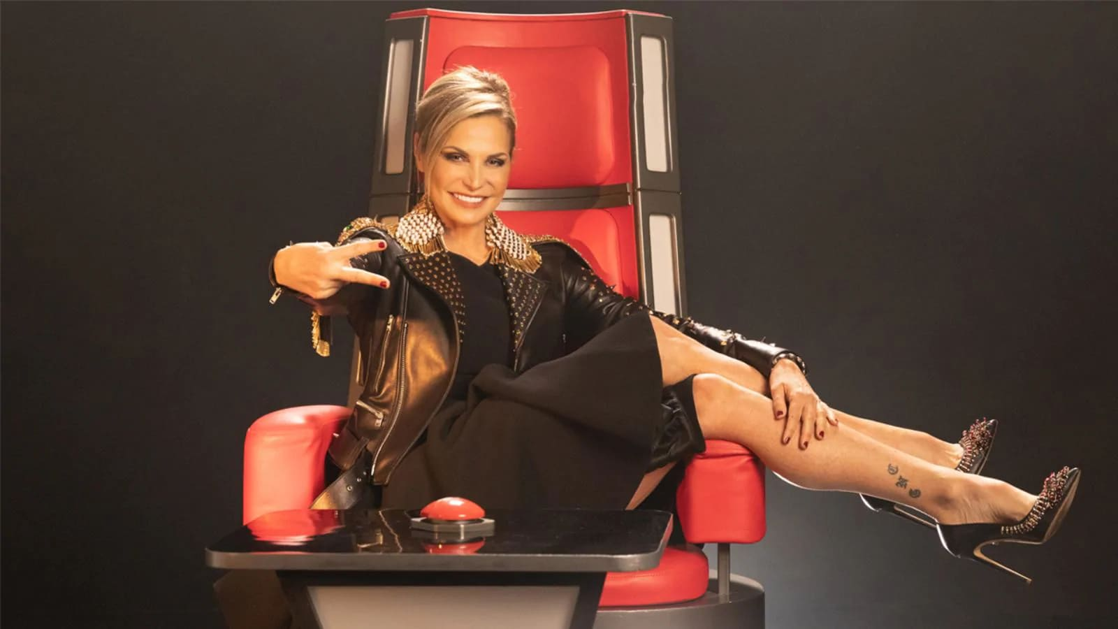 Stasera in tv The Voice of Italy con Simona Ventura