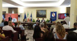 conferenza stampa di presentazione del Social Wworld Film Ffestival