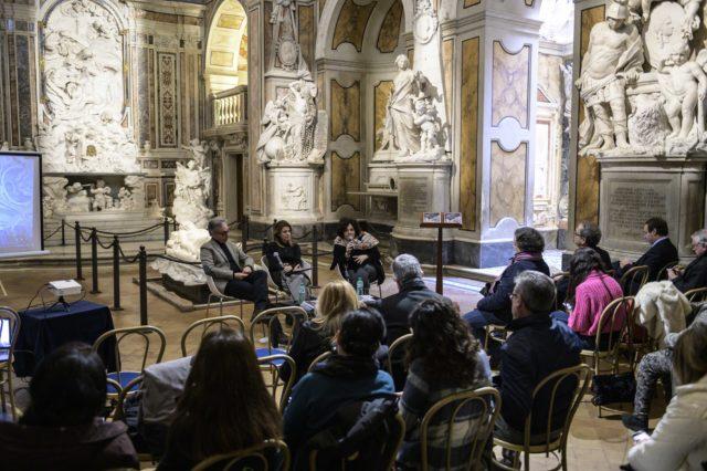 Giovanni Minucci, Maria Alessandra Masucci, Carmela Bravaccio