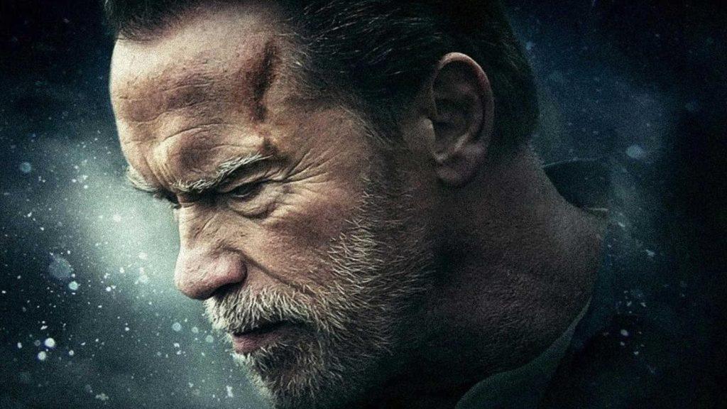 Arnold Schwarzenegger nel film Aftermath - La vendetta
