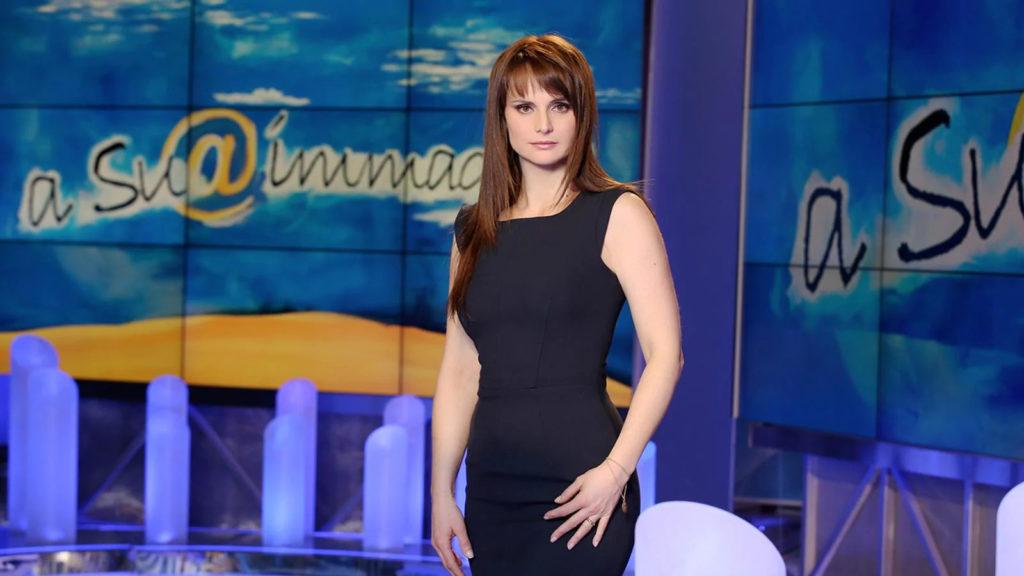 Lorena Bianchetti conduce A sua immagine