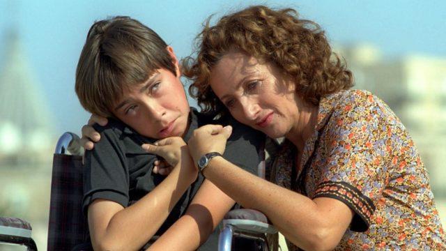 Lunetta Savino nel film Il figlio della Luna