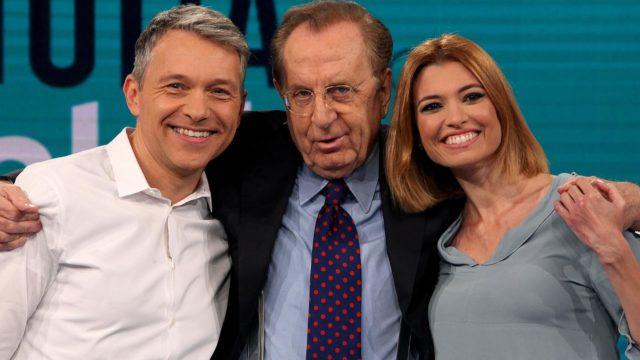 Pier Luigi Spada, Michele Mirabella e Carlotta Mantovan - Tutta Salute