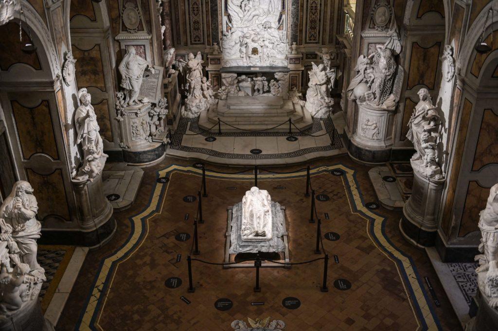 Museo Cappella Sansevero ph Marco Ghidelli