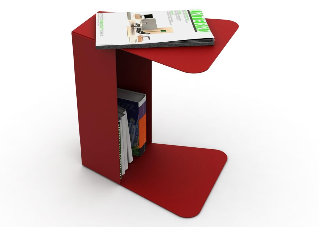 Soozy tavolino by Enrico Cesana