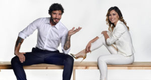 Stefano De Martino e Fatima Trotta, stasera in tv Made in Sud
