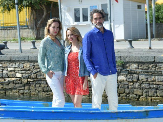 Sergio Muniz, Sara Zanier,Eleonora Facchini